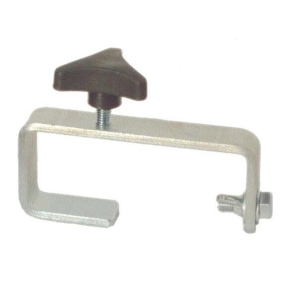 50mm Hook Clamp Silver 1