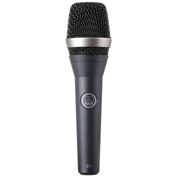 AKG D5 Dynamic Vocal Microphone 1