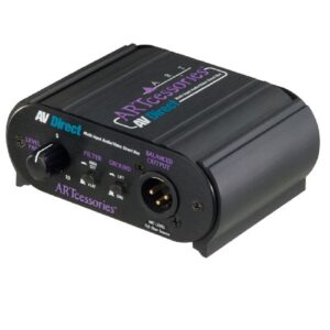 ART Audio/Video Direct Box