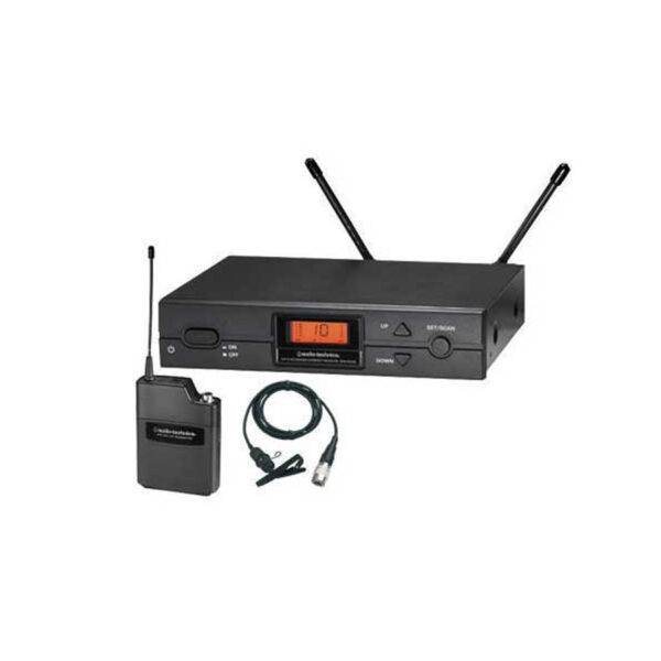 Audio Technica 2000 Series Lapel System 1