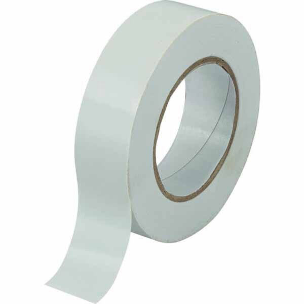 AT66 White Console Tape 18mm x 33M 1