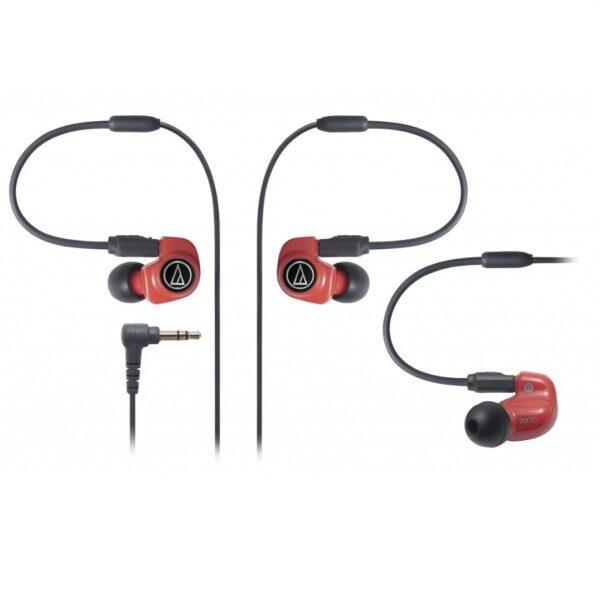 Audio Technica ATH-IM70 Earphones 1