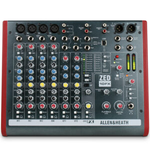 Allen & Heath ZED10FX Mixing Console