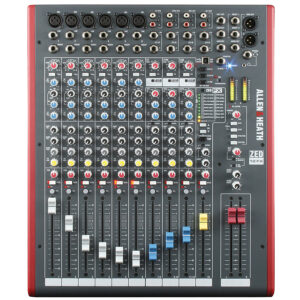 Allen & Heath ZED12FX Mixing Console