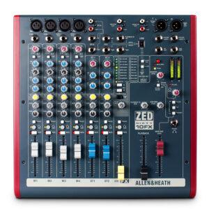 Allen & Heath Zed60-10FX Multipurpose Audio Mixer
