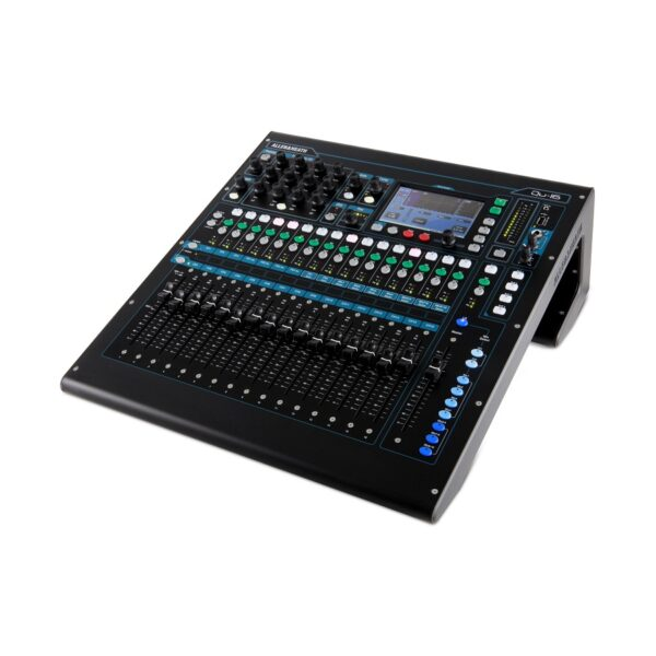 Allen & Heath Qu-16 Digital Mixing Console 1