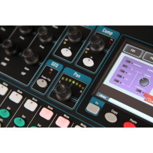 Allen & Heath Qu-16 Digital Mixing Console