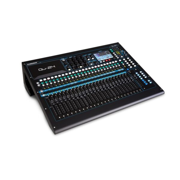 Allen & Heath Qu-24 Digital Mixing Console 1