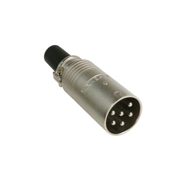 Amphenol EP-6-12 6 Pin EP Male Line Connector 1