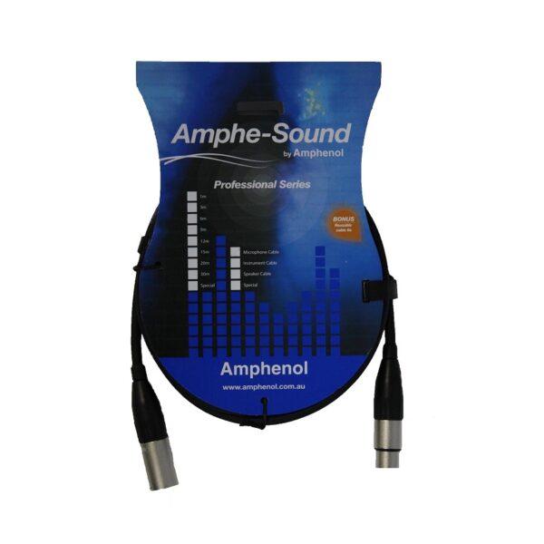 1 Metre Professional Microphone Lead 1