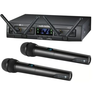 Audio Technica System 10 PRO Rack-Mount Digital Dual Wireless Microphone System