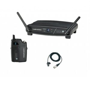 Audio Technica System 10- L Digital Wireless Lapel microphone System