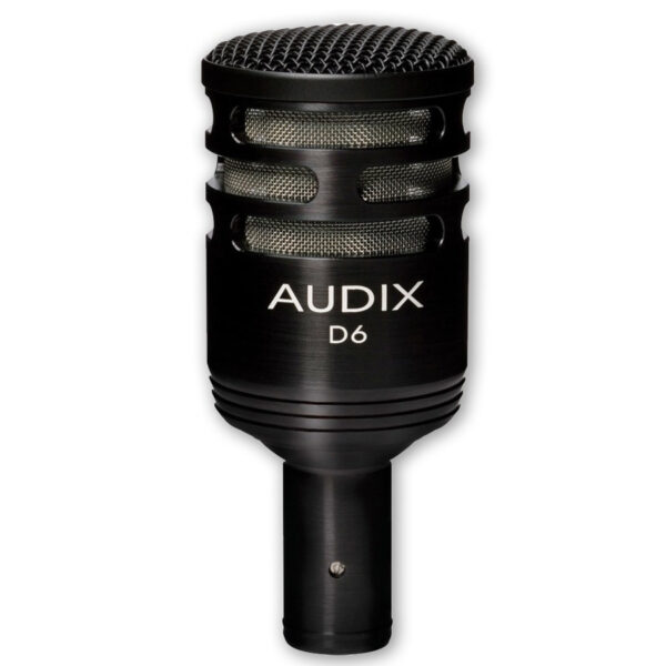 Audix D6 Kick Drum Microphone 1