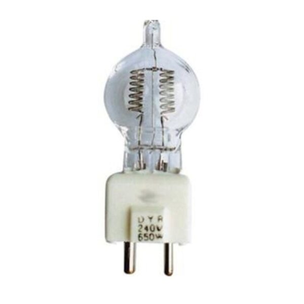 DYR – A1/233 Stage Globe 240 Volt 650 Watt 1