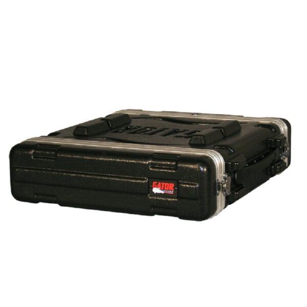 Gator GR-2S 2RU Audio Rack – Shallow 1