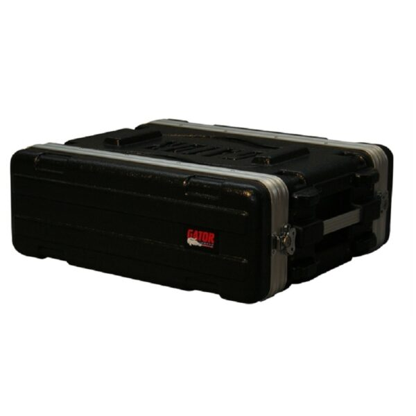 Gator GR-3S Shallow 3RU Audio Case 1