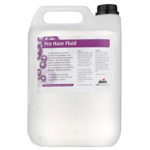 JEM Pro Haze Fluid 9.5 Litre