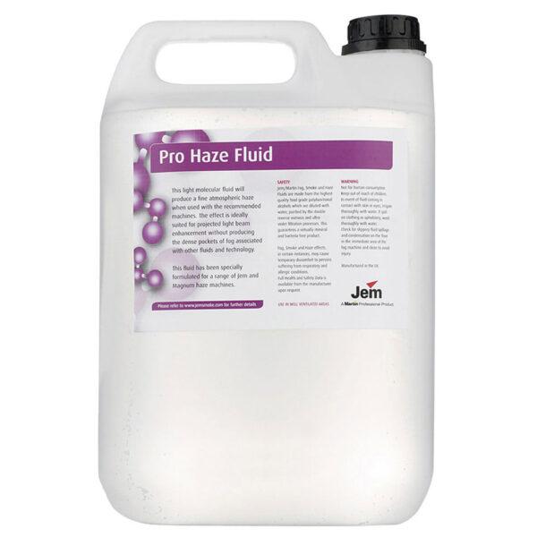 JEM Pro Haze Fluid 9