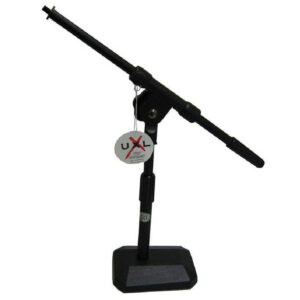 MDS-26B Microphone Desk/Kick Drum Boom Stand
