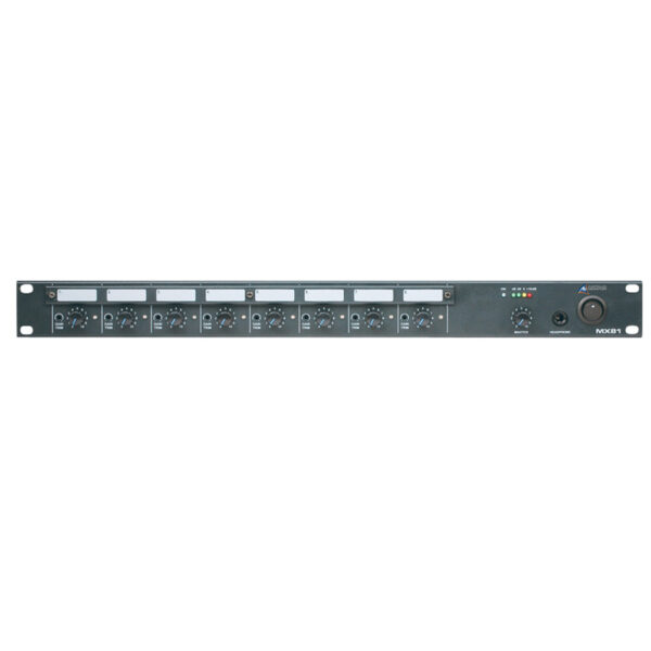 Australian Monitor MX81, 8 Channel Mixer 1