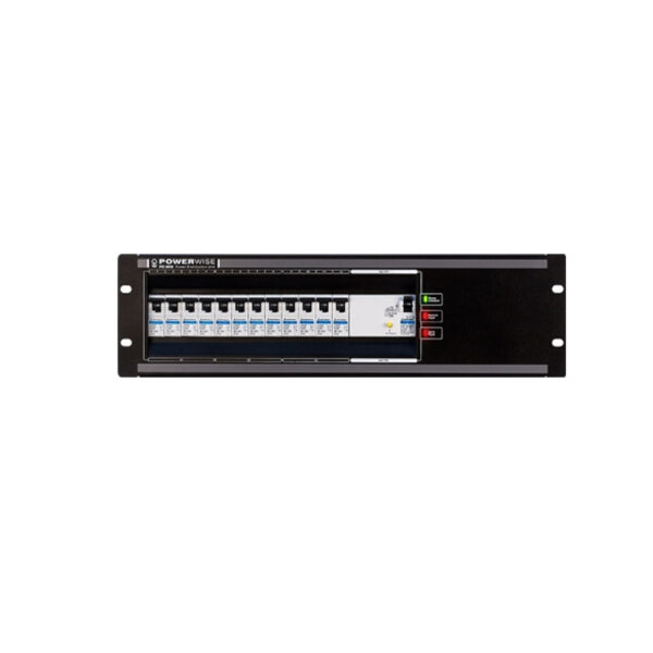 Powerwise PD1215 Rack Mount Power Distribution 1