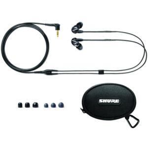 Shure SE215-BK Sound Isolating Earphones (Black)