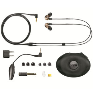 Shure SE535-MB Sound Isolating Earphones (Metallic Bronze)