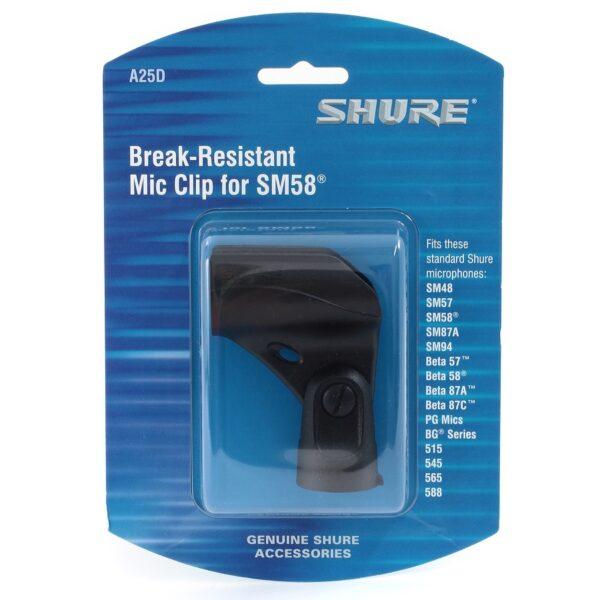 Shure A25D Microphone Holder 1