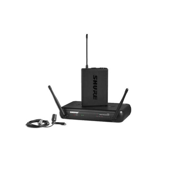 Shure SVX14/CVL Wireless Lapel Microphone System 1