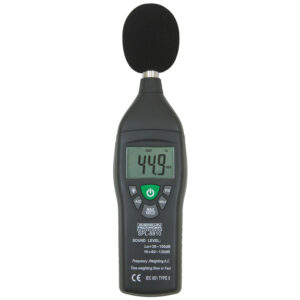 Sound Pressure Level Metre