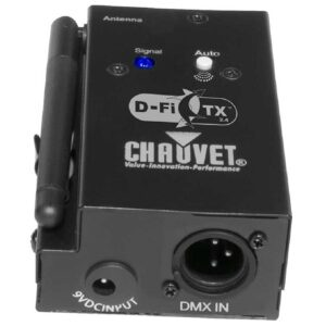 Chauvet DFI-TX – DMX Wireless Transmitter