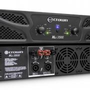 Crown XLI2500 Power Amplifier 2 x 750 watts