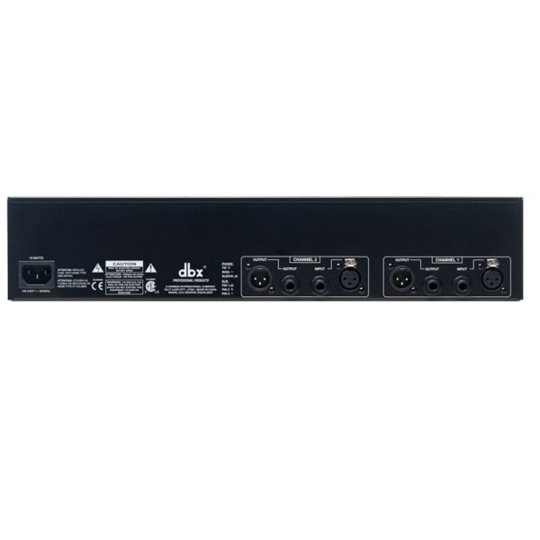 dbx 231S Dual Channel 31 Band Equalizer 2