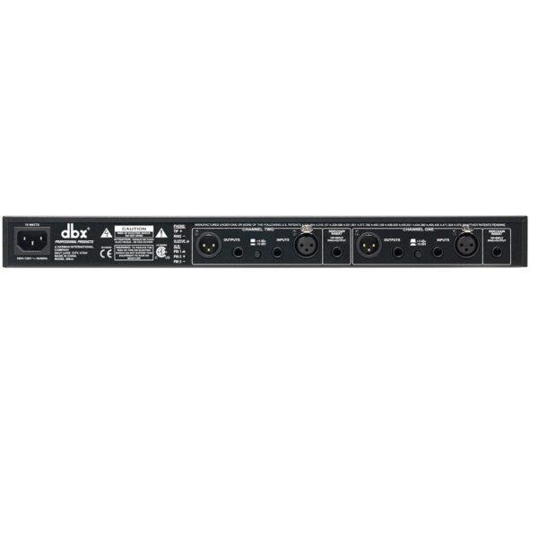 dbx 266XS Dual Channel Compressor / Gate 2