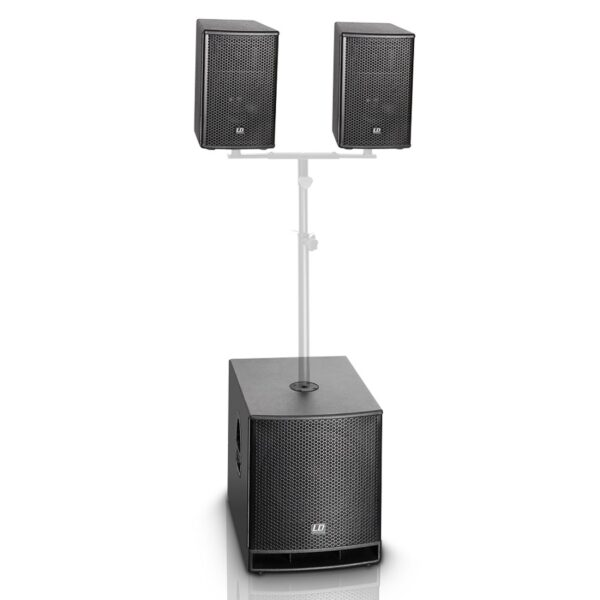 LD Systems Dave 15 G3 – Active Speaker System 3