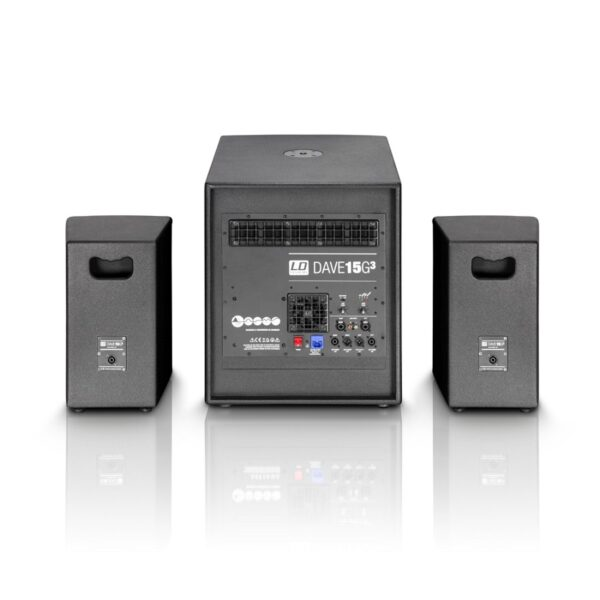 LD Systems Dave 15 G3 – Active Speaker System 2