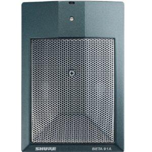 Shure Beta 91A Half-Cardioid Condenser Microphone