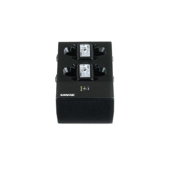 Shure SHR-SBC200+PSU Dual Slot Charger 1
