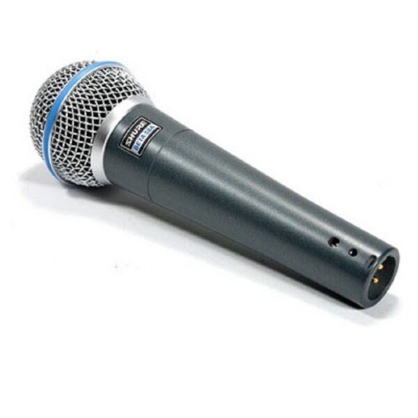 Shure Beta 58A Vocal Microphone 1