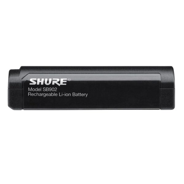 Shure-SB902-Rechargeable-Lithium-battery-GLXD