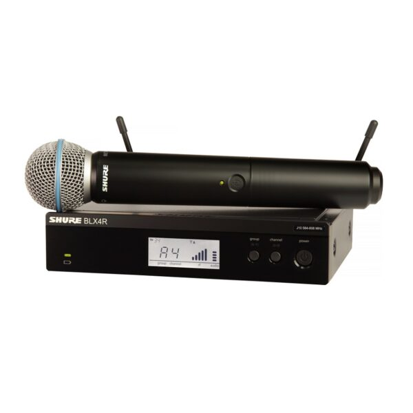 Shure_BLX24R_B58_Wireless_Microphone_System