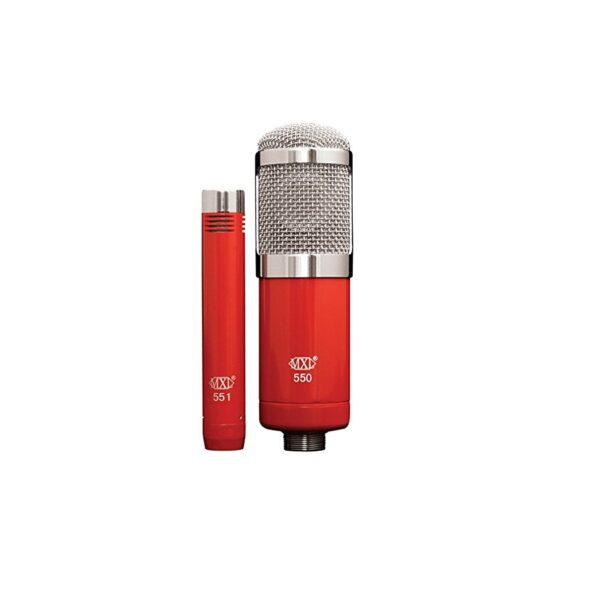 MXL_550-551R_microphone_ensemble