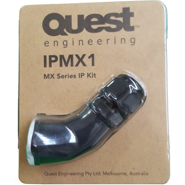 Quest IPMX1_Weather_Resistant_Connector_Cover